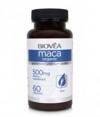 BIOVEA MACA Organic 500 mg / 60 Caps
