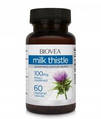 BIOVEA Milk Thistle 100 mg / 60 Caps