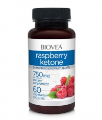 BIOVEA Raspberry Ketone 750 mg / 60 Caps