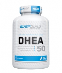 EVERBUILD DHEA 50mg / 60 Tabs