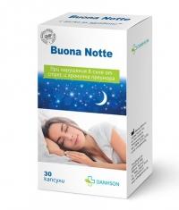 DANHSON Buona Notte Sleeping Capsules / 30 Caps