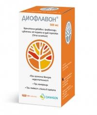 DANHSON Dioflavon® 500 mg / 90 Tabs