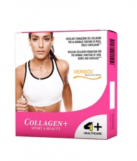 4+ NUTRITION Collagen + Sport and Beauty / 10 x 25 ml