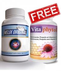PROMO STACK Helix Original + Vitaphytol FREE Stack