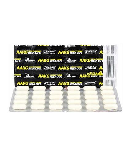 OLIMP AAKG 1250 Extreme Mega Caps / 15 Caps