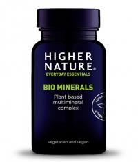 HIGHER NATURE Bio Minerals / 90 Tabs