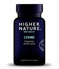 HIGHER NATURE Lysine / 90 Tabs