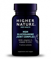 HIGHER NATURE MSM Glucosamine Joint Complex / 240 Tabs