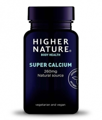 HIGHER NATURE Super Calcium / 90 Caps