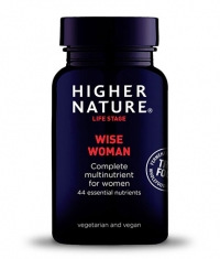 HIGHER NATURE TRUE FOOD® Wise Woman / 30 Caps