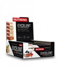 NUTREND Excelent Protein Bar Box / 18x85g.