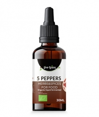 LIVE SPICES 5 Peppers / 30 ml
