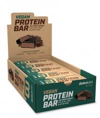 BIOTECH USA Vegan Protein Bar Box / 20 x 50 g