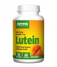 Jarrow Formulas Lutein 20 mg / 60 Softgels