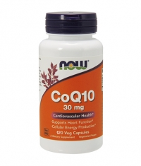 NOW CoQ10 30mg. / 120 VCaps.