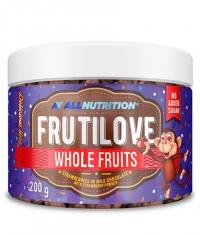 ALLNUTRITION FrutiLove Strawberries in Milk Chocolate & Strawberry Powder