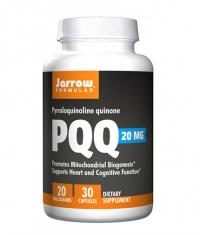 Jarrow Formulas PQQ (Pyrroloquinoline quinone) 20 mg / 30 Caps