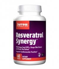 Jarrow Formulas Resveratrol Synergy / 60 Tabs