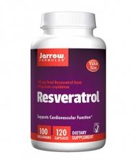 Jarrow Formulas Resveratrol 100 mg / 120 Vcaps
