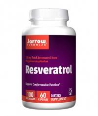 Jarrow Formulas Resveratrol 100 mg / 60 Vcaps