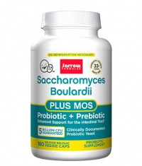 Jarrow Formulas Saccharomyces Boulardii + MOS - 180 Vcaps