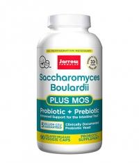 Jarrow Formulas Saccharomyces Boulardii + MOS / 90 Vcaps