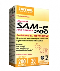 Jarrow Formulas SAMe 200 / 20 Tabs