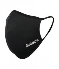 BIOTECH USA Face Mask / Black