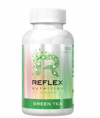 REFLEX Green Tea 100 Caps.
