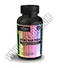 REFLEX Zinc Matrix 90 Caps.