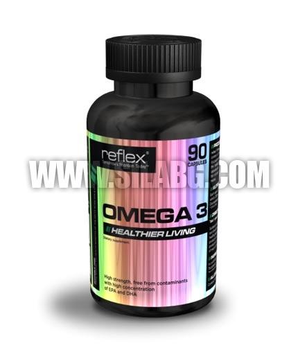 REFLEX Omega 3 / 90 Caps.