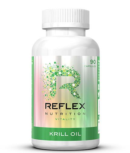 REFLEX Krill Oil 90 Caps.