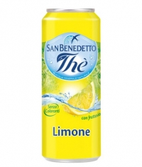 SAN BENEDETTO Ice Tea Can / 330 ml