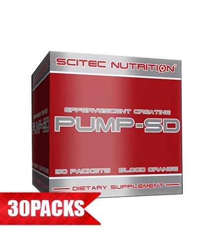 SCITEC Pump-SD 30 Packs.