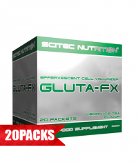 SCITEC Gluta-FX 20 Packs.