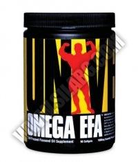 UNIVERSAL Omega EFA  90 Softgels.