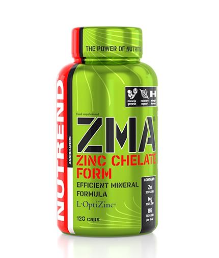 NUTREND ZMA 120 Caps.