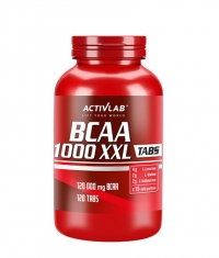 ACTIVLAB BCAA 1000 XXL 120 Tabs.
