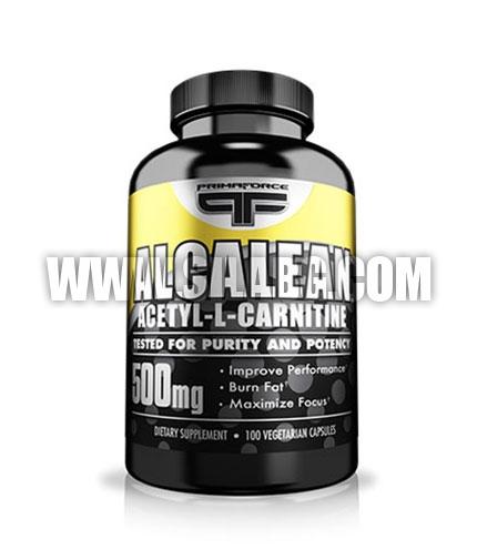 PRIMAFORCE Alcalean /Acetyl L-Carnitine/ 100 caps.