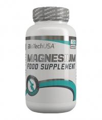 BIOTECH USA Magnesium 350 mg. / 120 Caps.