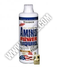 WEIDER Amino Power Liquid / 1000 ml.