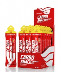NUTREND Carbosnack Sachets Box / 18x50g.