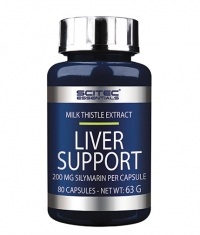 SCITEC Liver Support 80 Caps.