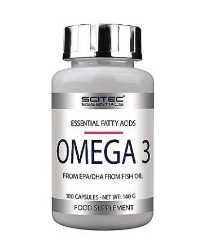 SCITEC Omega-3 1200 mg. / 100 Caps.