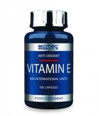 SCITEC Vitamin E 100 Caps.