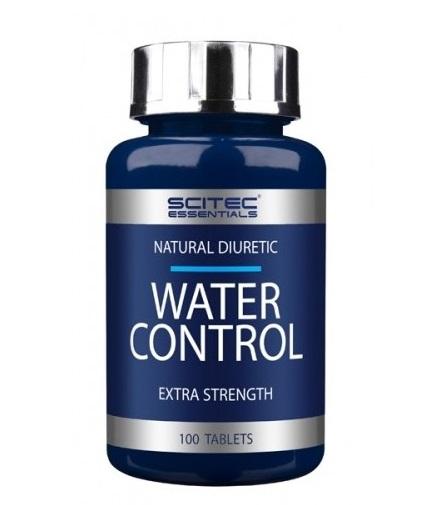 SCITEC Water Control 100 Tabs.