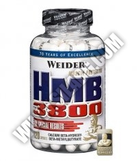 WEIDER HMB-3800 / 120 Caps.
