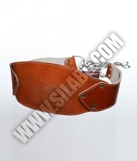 SCHIEK Model L5008 Leather Dip Belt