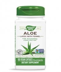 NATURES WAY Aloe Latex & Leaf 100 Caps.