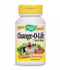 NATURES WAY Change-O-Life 7 Herb Blend 100 Caps.